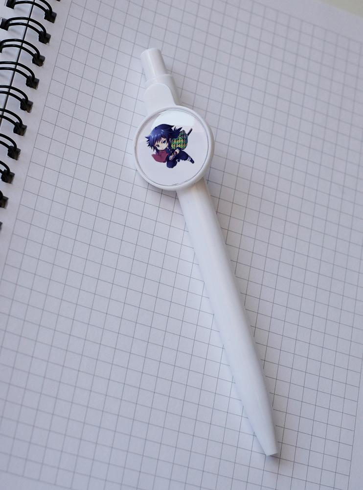 Ручка Гію Томіока (Kimetsu no Yaiba)