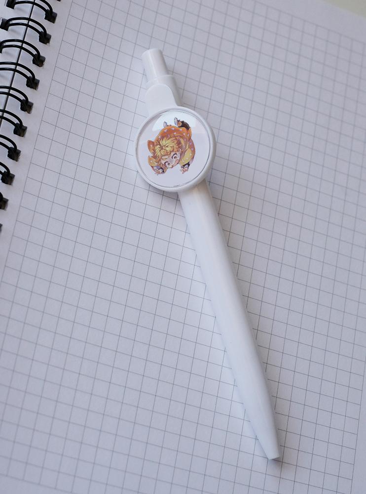 Ручка Зеницу (Kimetsu no Yaiba)