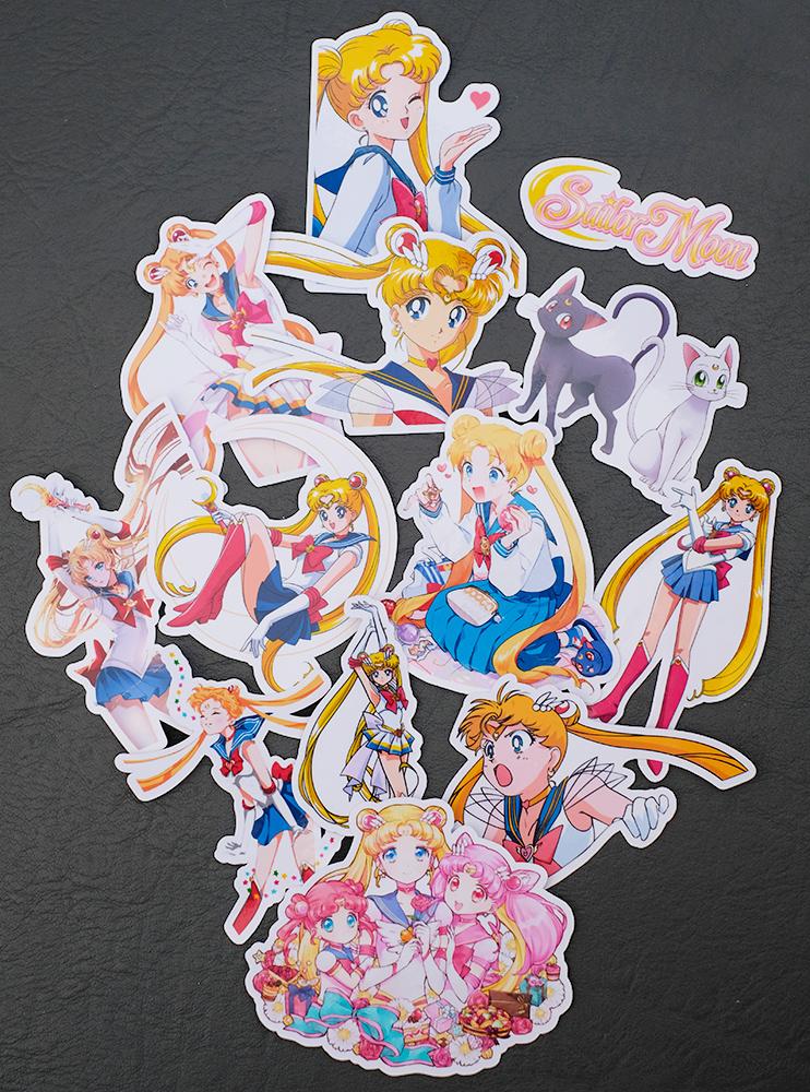 "Стікерпак ""Сейлор Мун"" (Sailor Moon)"