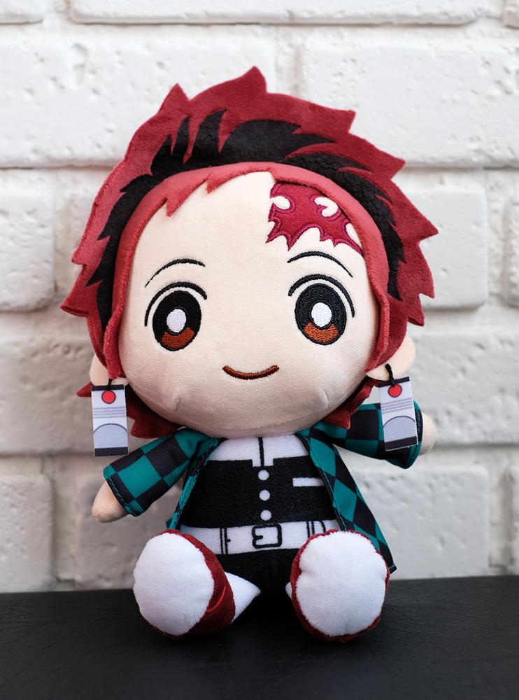 Плюшева іграшка Танджиро (Kimetsu no Yaiba)