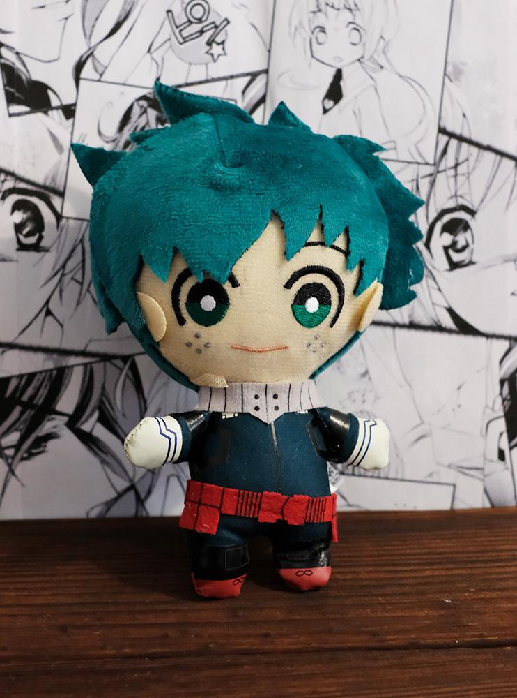 Плюшевий Ідзуку Мідорія (Boku no Hero Academia)