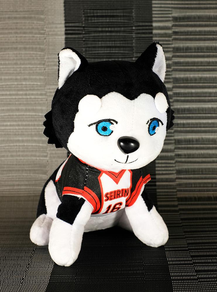 М'яка іграшка Тецуя №2 з Баскетболу Куроко (Kuroko no Basuke)