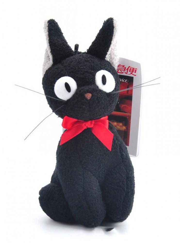 Плюшева іграшка кіт Джі-Джі (Kiki's Delivery Service)