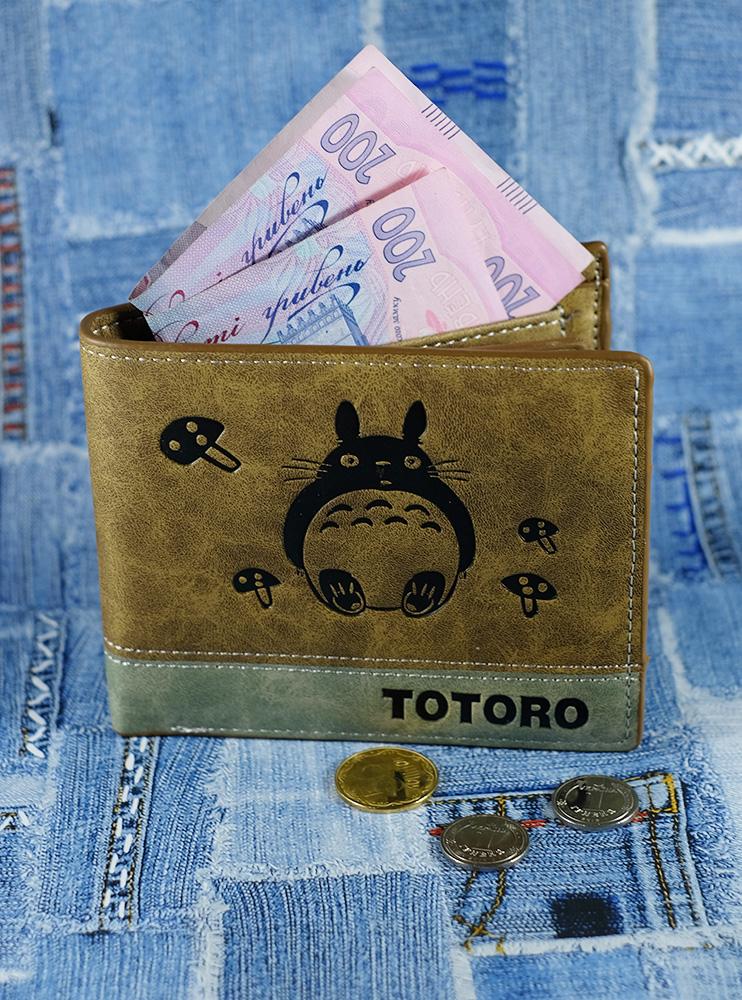 Гаманець коричневий Тоторо (My Neighbor Totoro)
