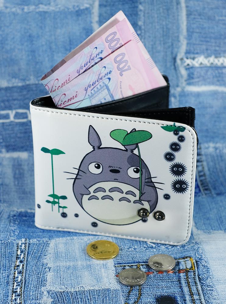 Гаманець білий Тоторо (My Neighbor Totoro)