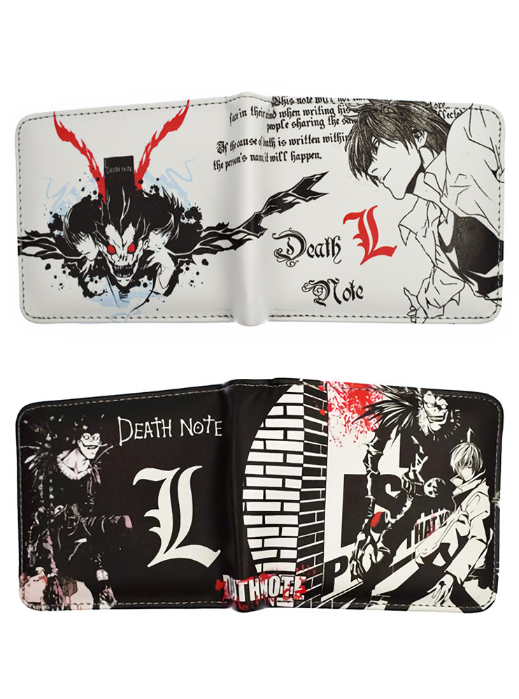 Гаманець Зошит смерті (Death Note)