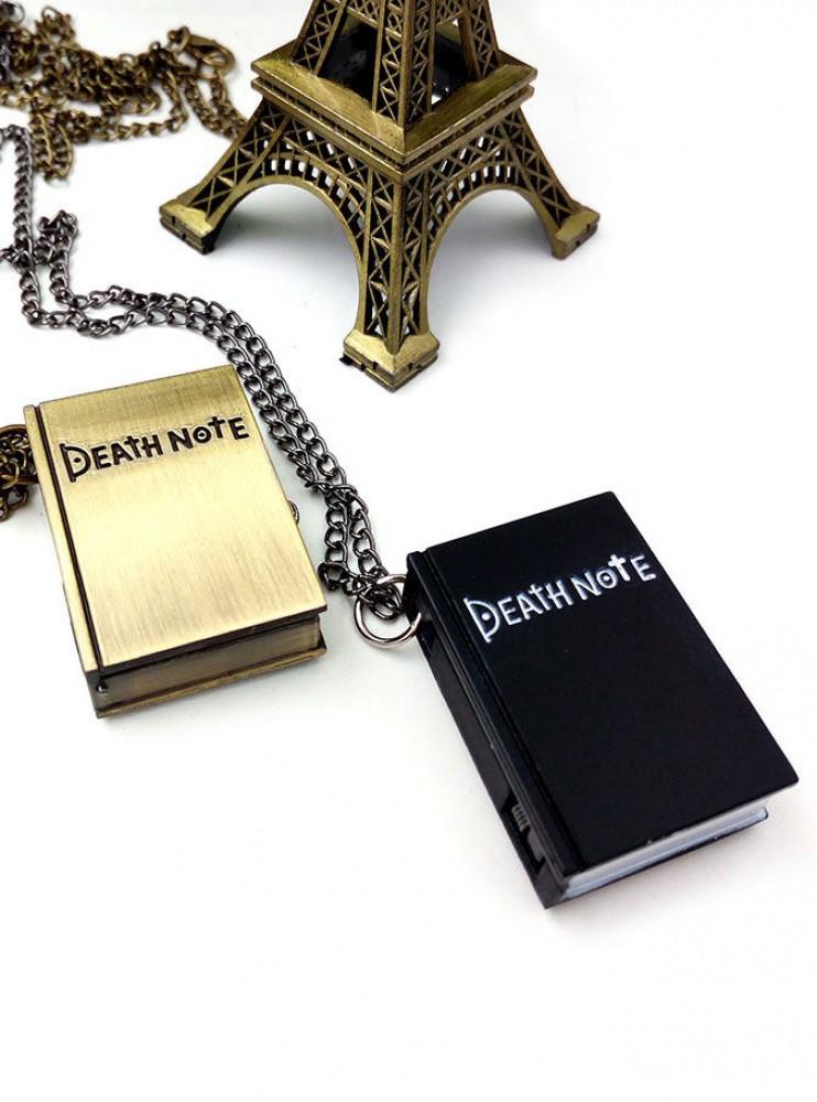 Підвіска-годинник Зошит смерті (Death Note)
